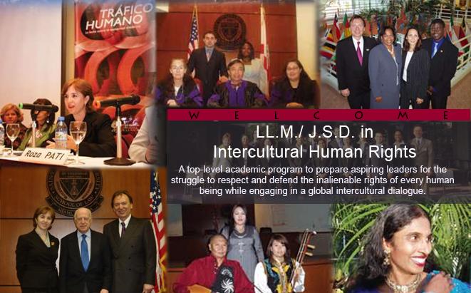 LLM in Intercultural Human Rights